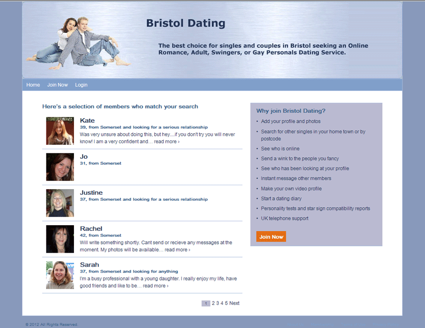Dating agencies bristol